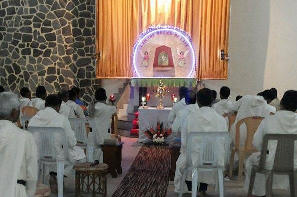 Community in adoration